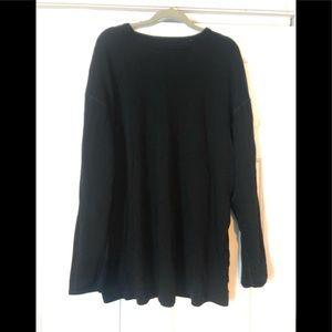 Minus 33 Merino Wool shirt-black-4x- worn twice!
